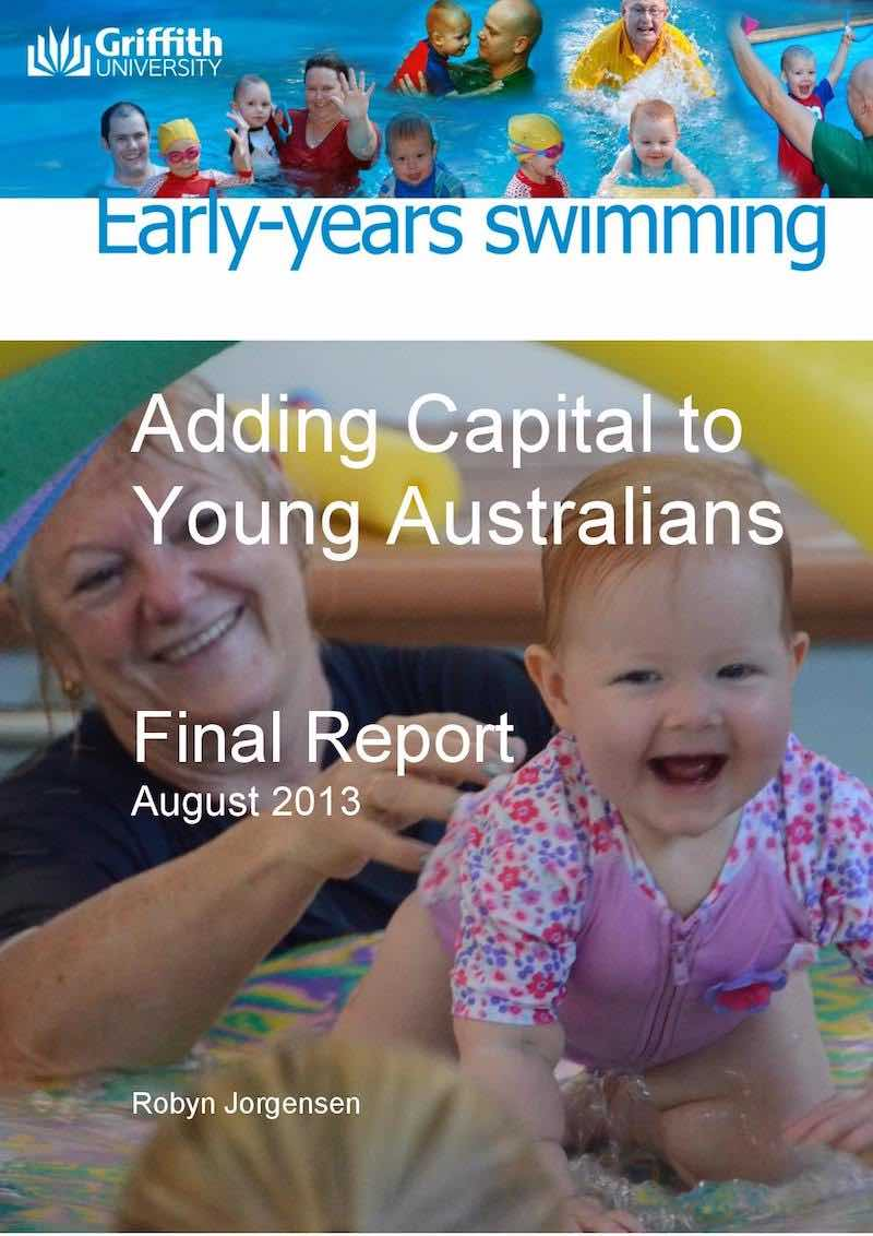 Early Years Swimming Adding Capital To Young Australians