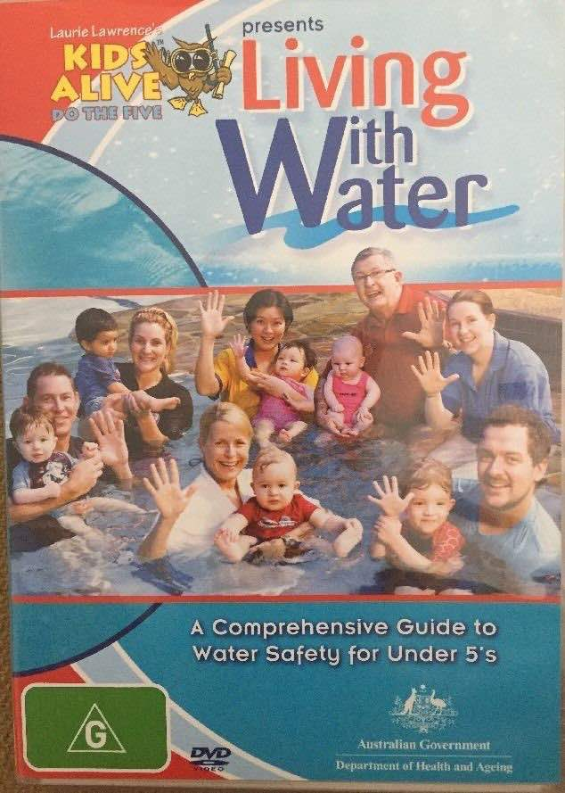 Kids Alive Presents Living With Water