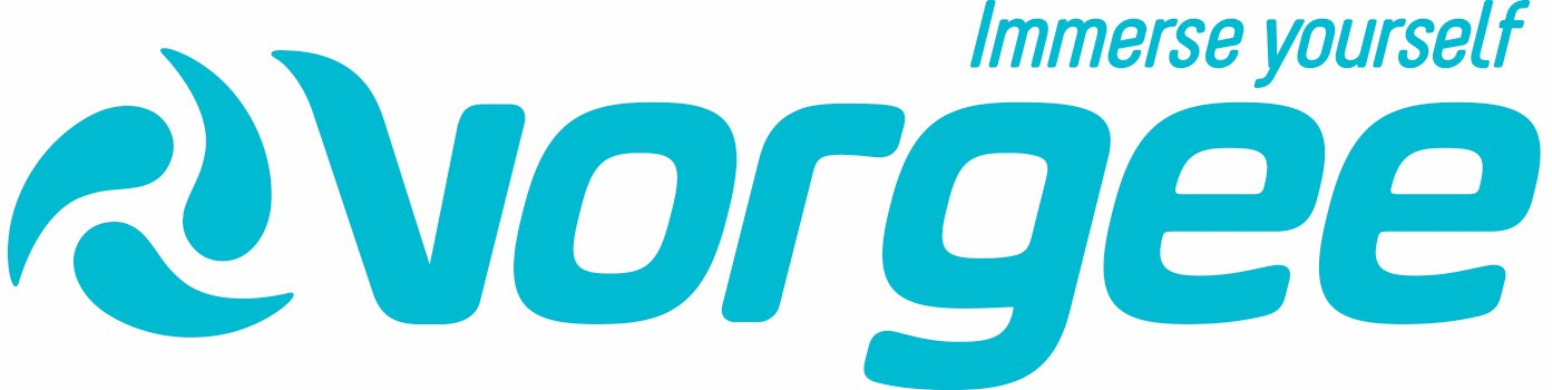 Vorgee Logo Immerse Yourself